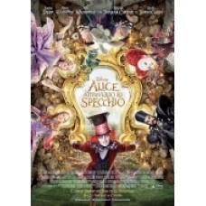 ALICE ATTRAVERSO LO SPECCHIO |dvd|