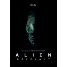 ALIEN: COVENANT  dvd ex noleggio 