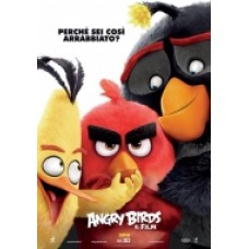 ANGRY BIRDS - IL FILM |dvd|