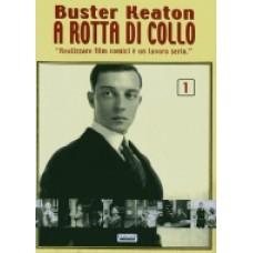 BUSTER KEATON - A ROTTA DI COLLO 1-2-3-4-6 (5 DVD)