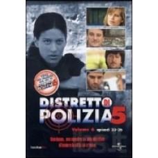 DISTRETTO DI POLIZIA 5 VOL. 6