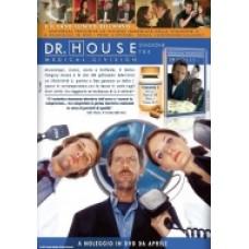 DR. HOUSE - STAGIONE 3 (EPISODI 1-4)