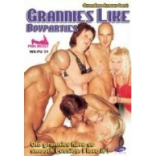 GRANNIES LIKE BOYPARTIES