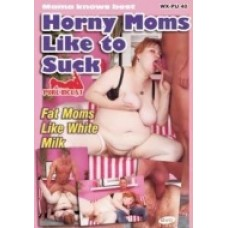 HORNY MOMS LIKE TO SUCK