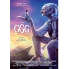 IL GGG - Il Grande Gigante Gentile |blu-ray|