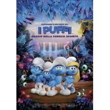 I PUFFI - Viaggio nella Foresta Segreta |dvd|