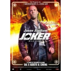 JOKER - WILD CARD |dvd|