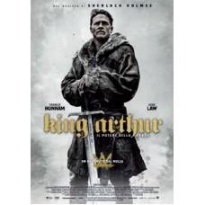 KING ARTHUR - Il Potere della Spada  dvd 