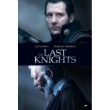 LAST KNIGHTS |dvd|