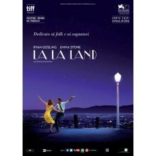 LA LA LAND |dvd rental|