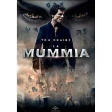 LA MUMMIA  dvd 