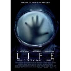 LIFE - Non Oltrepassare il Limite  dvd 