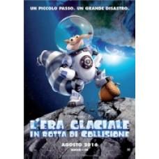 L'ERA GLACIALE 5 - In Rotta di Collisione |dvd|