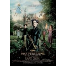 MISS PEREGRINE - La Casa dei Ragazzi Speciali |dvd|