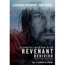 REVENANT - REDIVIVO |blu-ray|