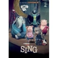 SING |blu-ray ex noleggio|
