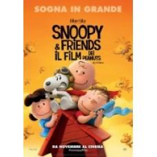 SNOOPY AND FRIENDS - IL FILM DEI PEANUTS