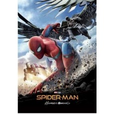SPIDER-MAN HOMECOMING |dvd|