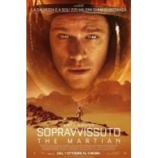 SOPRAVVISSUTO - THE MARTIAN |dvd|