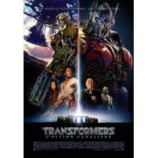 TRANSFORMERS: L'Ultimo Cavaliere  dvd 