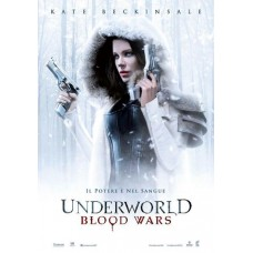 UNDERWORLD: BLOOD WARS |dvd|