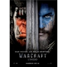 WARCRAFT - L'INIZIO |dvd|