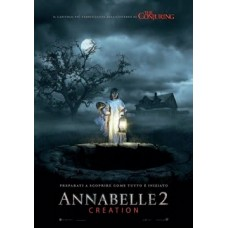 ANNABELLE 2: CREATION |dvd|