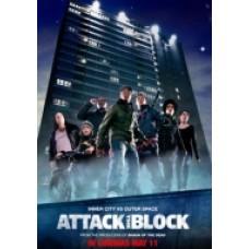 ATTACK THE BLOCK-INVASIONE ALIENA