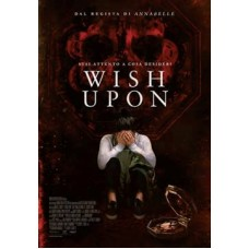 WISH UPON |dvd rental|