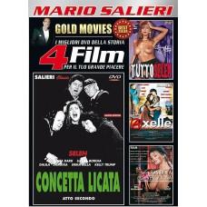 4 Film In 1 Dvd: Concetta Licata 2, Tuttoselen...