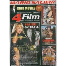 4 Film In 1 Dvd: IL TRAMONTO DI UN SOGNO, FILOMENA MARTUSANO…