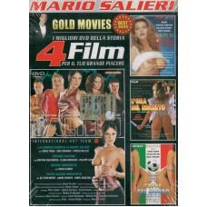 4 Film In 1 Dvd: INTERNATIONAL HOT TEAM 8, TRIBUTE TO SELEN 4…