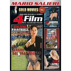4 Film In 1 Dvd: La Febbre Del Tradimento, Sex Camorra...