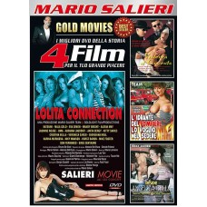 4 Film In 1 Dvd: Lolita Connection, Violenza al Convento...