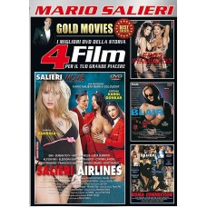 4 Film In 1 Dvd: Salieri Airlines, Eros e Thanatos…
