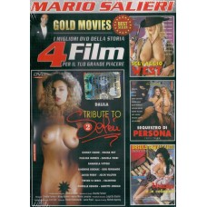 4 Film In 1 Dvd: TRIBUTE TO SELEN 2, SELVAGGIO WEST…