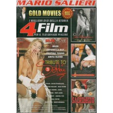 4 Film In 1 Dvd: TRIBUTE TO SELEN, IO URSULA CAVALCANTI…