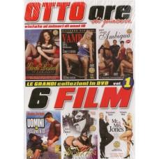 6 Film In 1 Dvd: LE GRANDI COLLEZIONI IN DVD 1