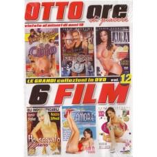 6 Film In 1 Dvd: LE GRANDI COLLEZIONI IN DVD 12