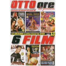 6 Film In 1 Dvd: LE GRANDI COLLEZIONI IN DVD 13