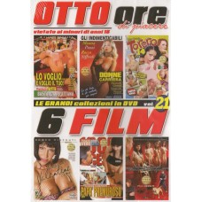 6 Film In 1 Dvd: LE GRANDI COLLEZIONI IN DVD 21