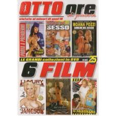 6 Film In 1 Dvd: LE GRANDI COLLEZIONI IN DVD 25