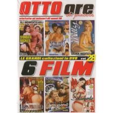 6 Film In 1 Dvd: LE GRANDI COLLEZIONI IN DVD 28