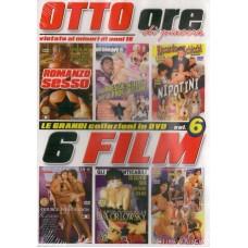 6 Film In 1 Dvd: LE GRANDI COLLEZIONI IN DVD 6