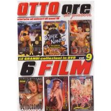 6 Film In 1 Dvd: LE GRANDI COLLEZIONI IN DVD Vol. 9