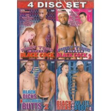INTERRACIAL FUCKERS [4 dvd Bacchus]