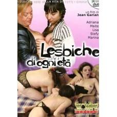 LESBICHE DI OGNI ETÀ |used dvd|