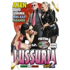 LUSSURIA Vol. 2 |dvd hard|