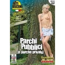 PARCHI PUBBLICI (e Porche Private) [used dvd]