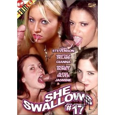SHE SWALLOWS 17